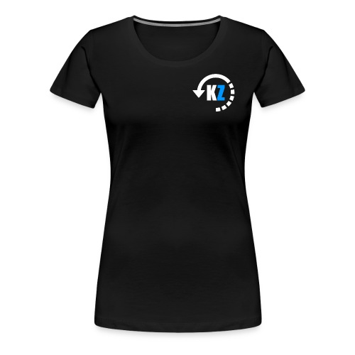 Basic KayZie Design - Women's Premium T-Shirt