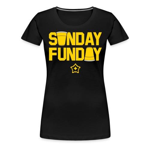 sunfun - Women's Premium T-Shirt