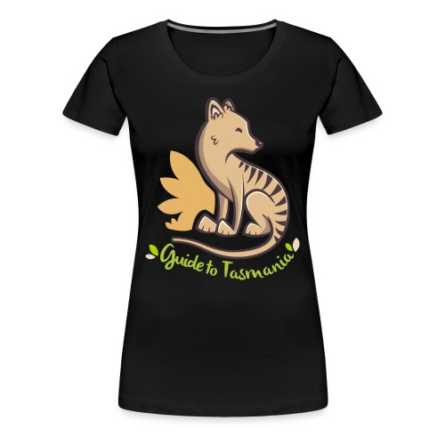 Guide To Tasmania - Women's Premium T-Shirt