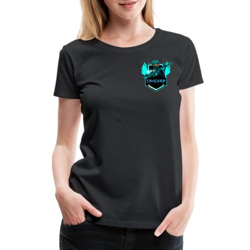 TrackerYT Merch - Women's Premium T-Shirt