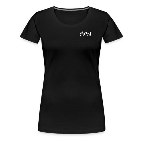 Classic Sav Logo - Women's Premium T-Shirt