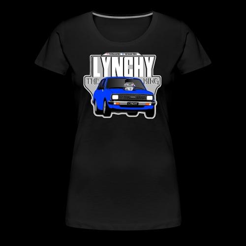LYNCHY (THE KING) - Women's Premium T-Shirt