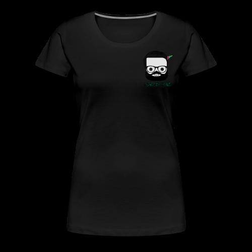 2k Subscribers Merch - Women's Premium T-Shirt