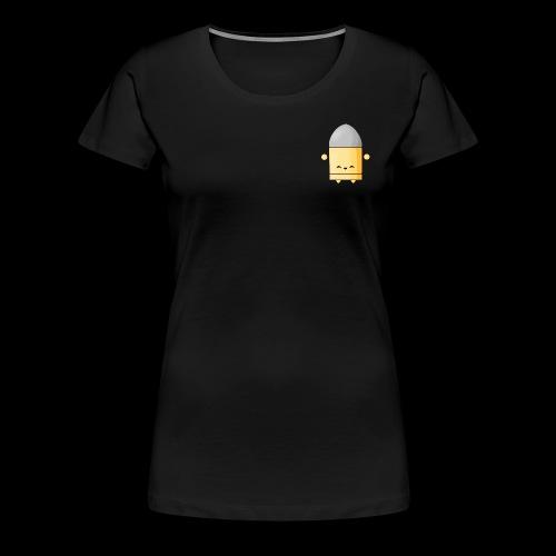 Bullet Bill - Women's Premium T-Shirt