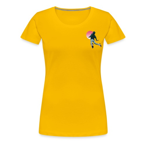 Fly - Women's Premium T-Shirt