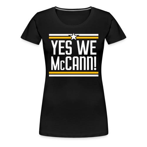 YesWeMc - Women's Premium T-Shirt