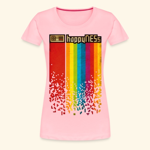 happyNESs - Women's Premium T-Shirt