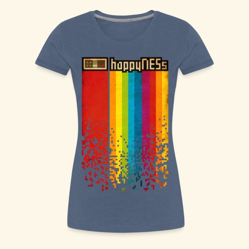 happyNESs - Women's Premium T-Shirt