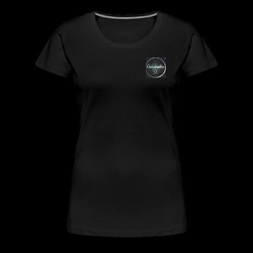 Originales Co. Blurred - Women's Premium T-Shirt