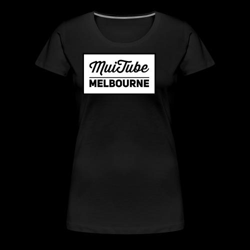 Muitube Melbourne - Women's Premium T-Shirt