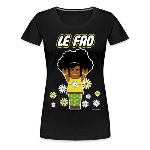 Le Fro - Women's Premium T-Shirt