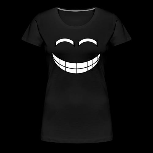 Empty Grin - Women's Premium T-Shirt