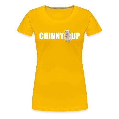 chinnyup - Women's Premium T-Shirt