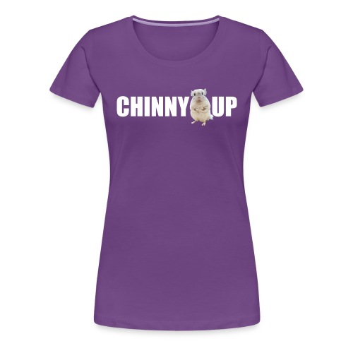 chinnyup - Women's Premium T-Shirt