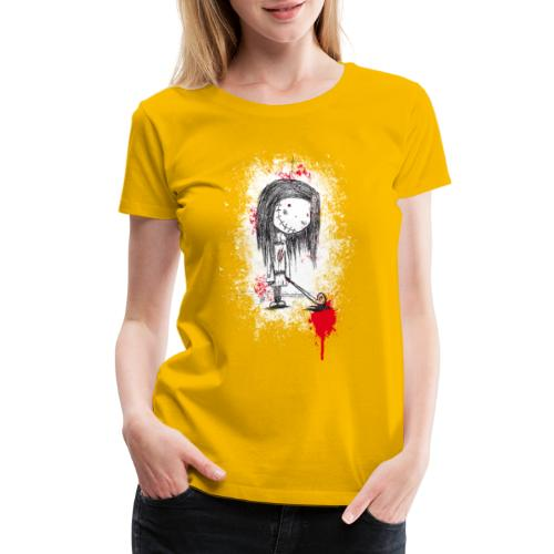 irrwahna - you'll know the next day - Women's Premium T-Shirt