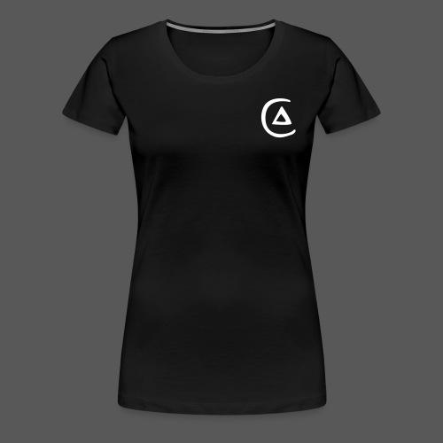Circulation of Fire - Women's Premium T-Shirt