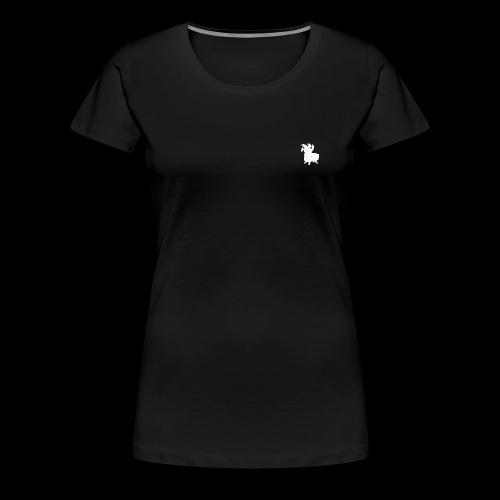 LOOT LLAMA THREE HEADS HYDRA - Women's Premium T-Shirt