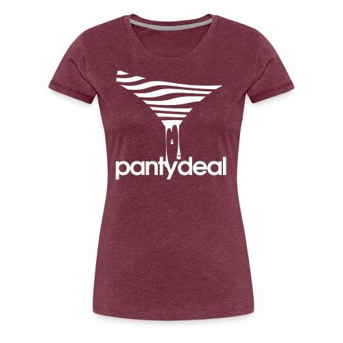 Slip Logo - Women's Premium T-Shirt