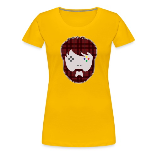 TShirt theMathasHead png - Women's Premium T-Shirt