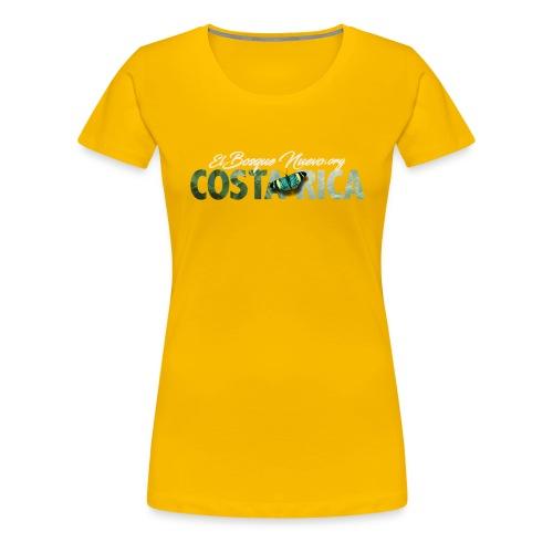 costa_rica_ebn_1 - Women's Premium T-Shirt