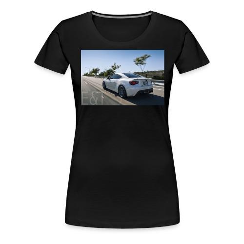TJ's BRZ - Women's Premium T-Shirt