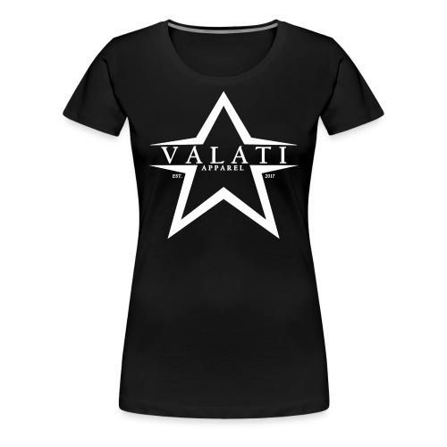 V-Star White - Women's Premium T-Shirt