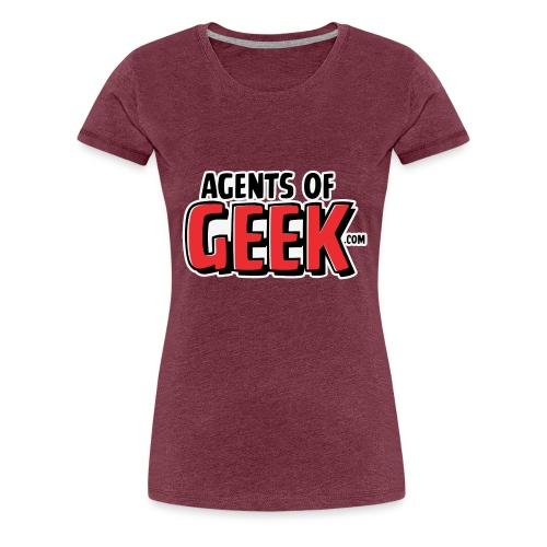 AoG New PNG - Women's Premium T-Shirt