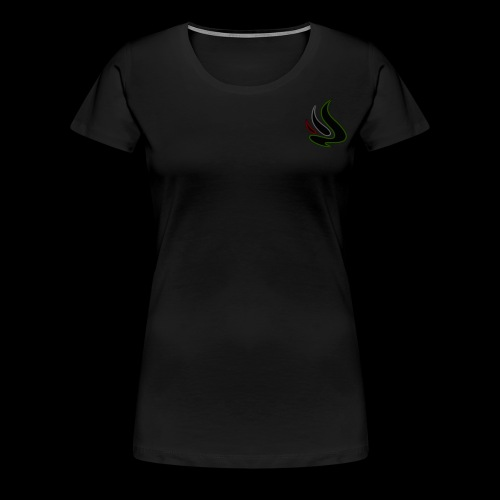 Ketharian Incorprated Logo - Women's Premium T-Shirt