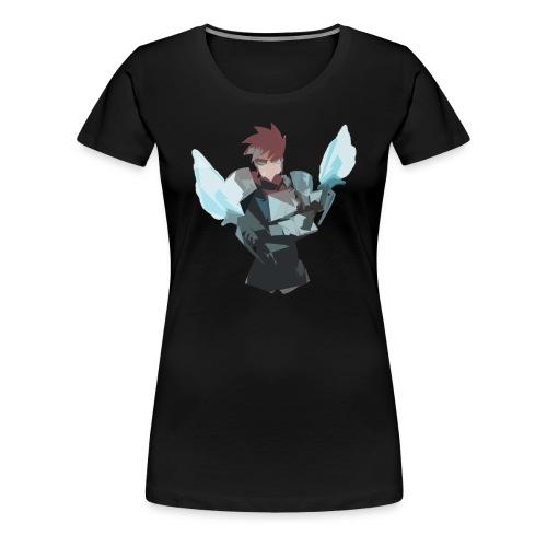 aerrow shirt png - Women's Premium T-Shirt