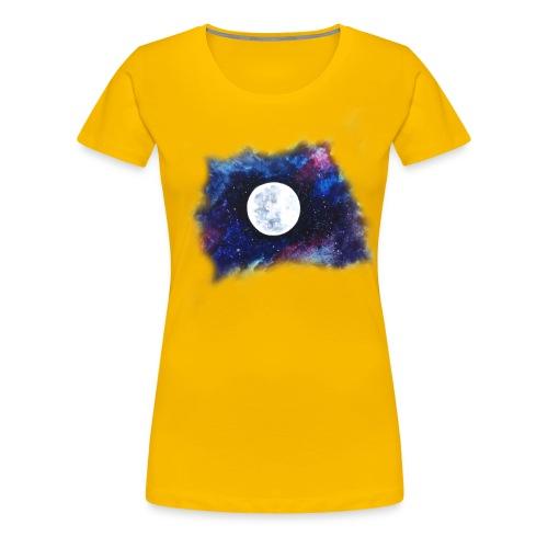 moon shirt - Women's Premium T-Shirt