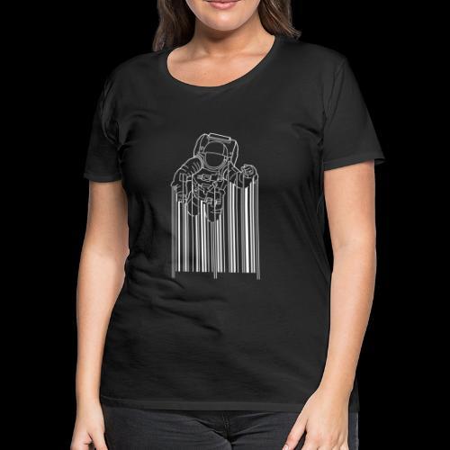 Scan Space - Women's Premium T-Shirt