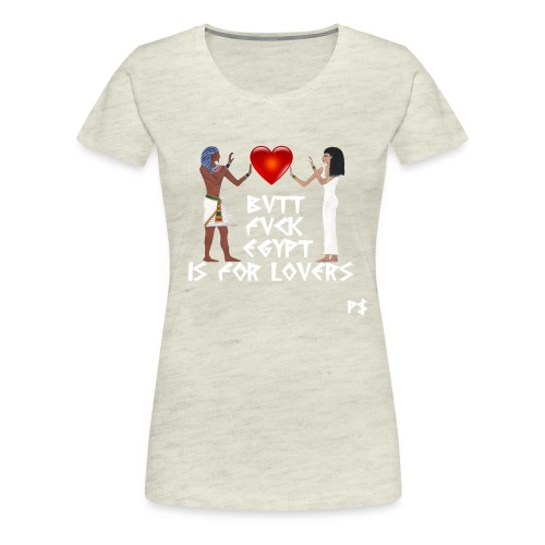 BFE IS FOR LOVERS - Women's Premium T-Shirt