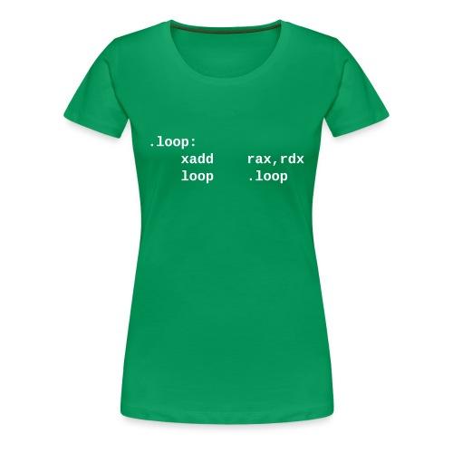xadd - Women's Premium T-Shirt