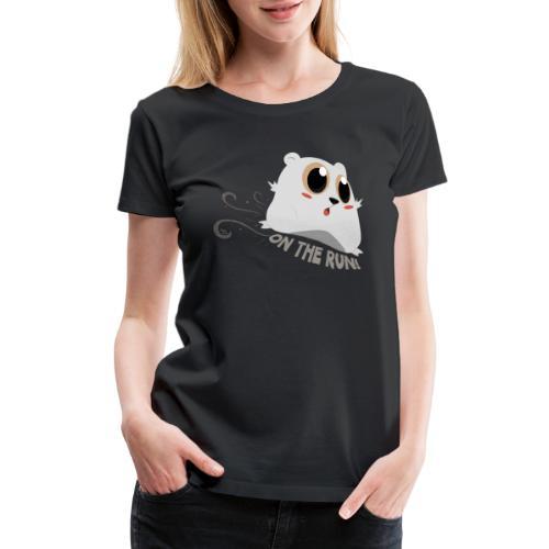 On The Run - Women's Premium T-Shirt