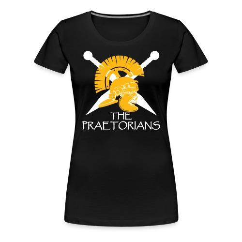 Praetorians logo - Women's Premium T-Shirt