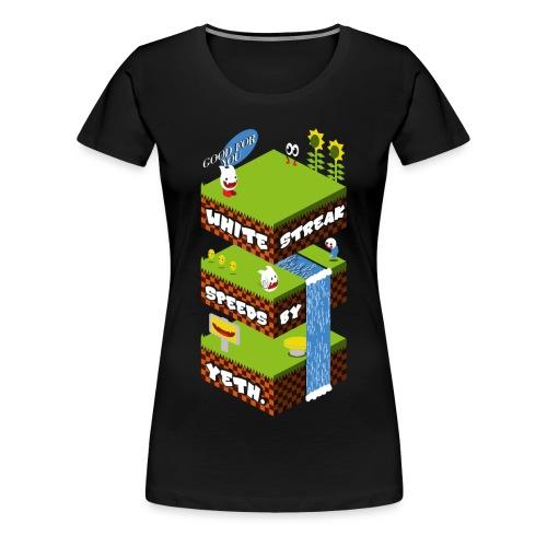 Yeth - Women's Premium T-Shirt