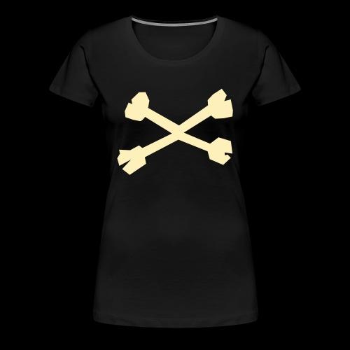 bon3 - Women's Premium T-Shirt