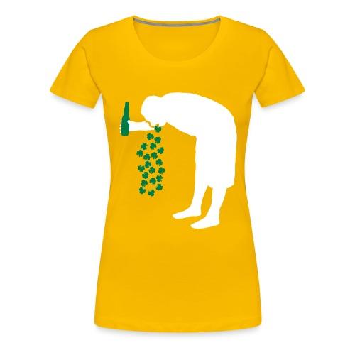 drunkpatron - Women's Premium T-Shirt