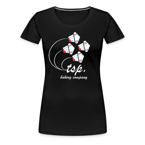 thunder teaspoon - Women's Premium T-Shirt