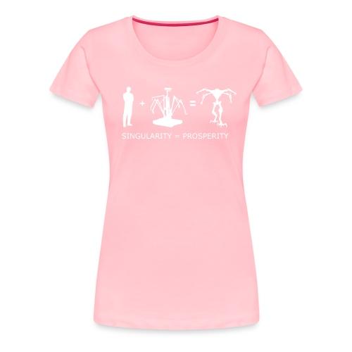 Singulari tee - Women's Premium T-Shirt