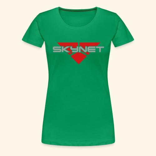 Skynet - Women's Premium T-Shirt
