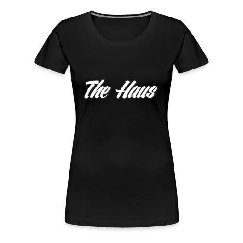 The Haus Logo - Women's Premium T-Shirt
