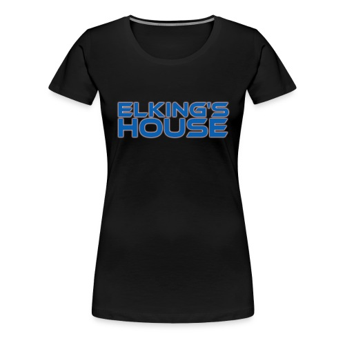 Elking s House png - Women's Premium T-Shirt