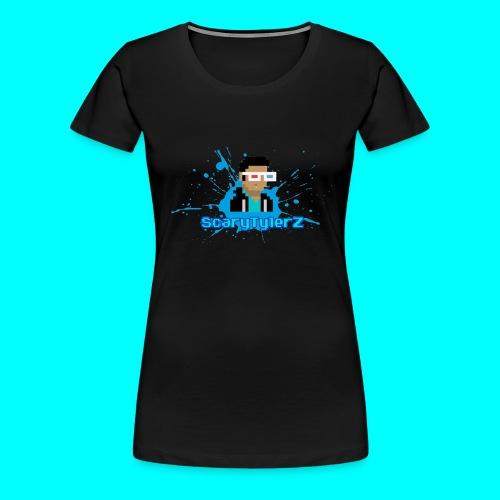 ScaryTylerZ Merchandise - Women's Premium T-Shirt