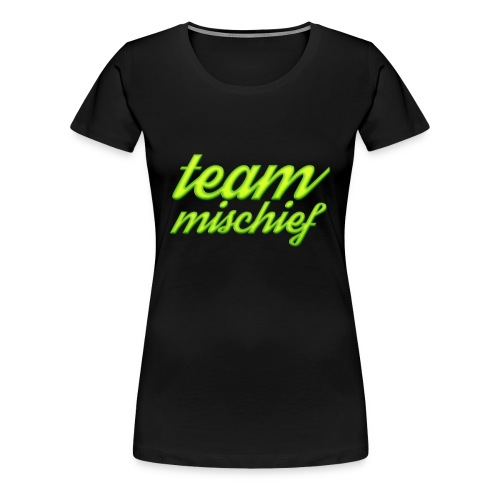Team Mischief - Women's Premium T-Shirt