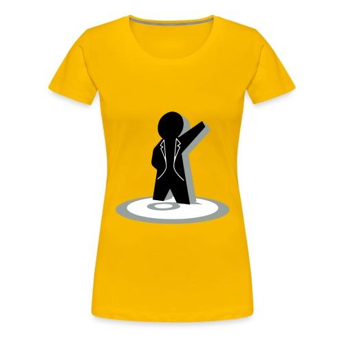 Not A Number - Women's Premium T-Shirt