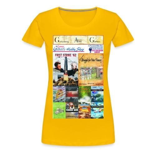 gag - Women's Premium T-Shirt