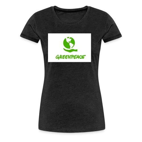 greenpeace - Women's Premium T-Shirt