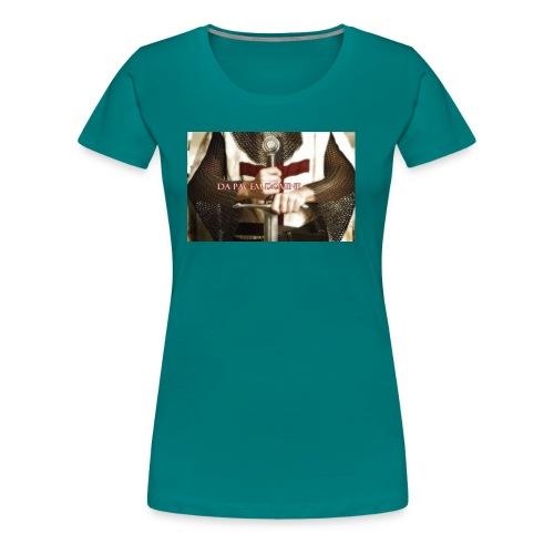 Supreme Being - Women's Premium T-Shirt