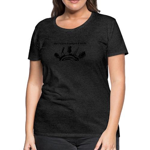 HBOutfit Logo Black - Women's Premium T-Shirt
